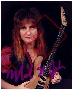 John Kiss 8.5x11 Autographed Signed RP Reprint Photo Mark St