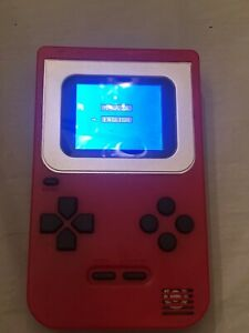 Red-Handheld-Gaming-Console-268-Games-Gameboy-Style-Console