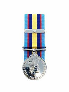 Canadian Forces Gulf and Kuwait Medal Full Size