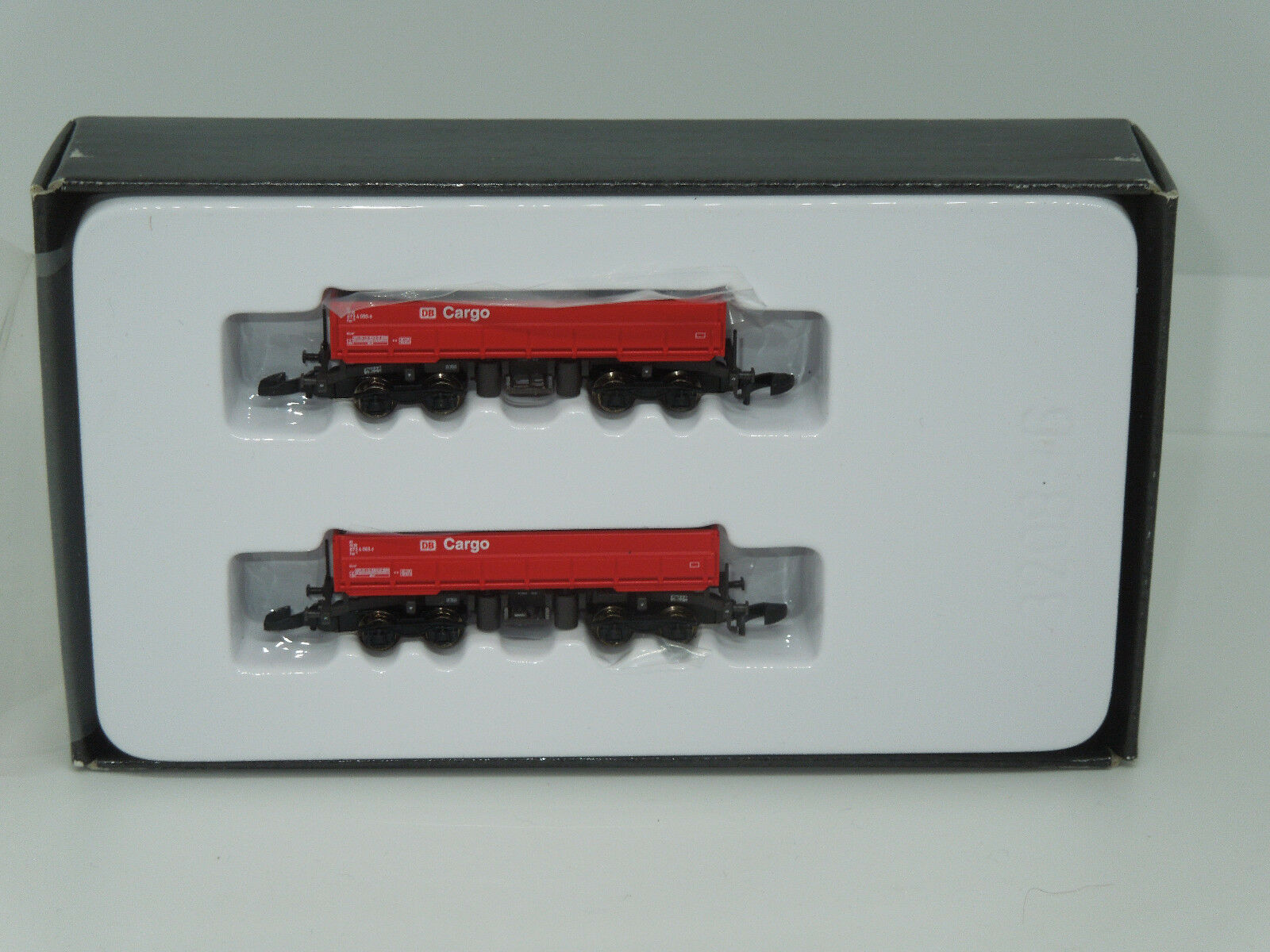 Märklin mini-club 82432 ammassare Kipp Wagenset DB CARGO