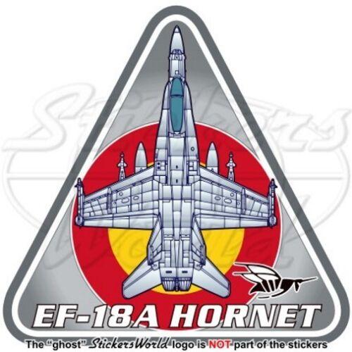 McDonnell Douglas-Boeing F-18 HORNET SVIZZERA Forze Aeree F//A-18 Adesivo Sticker