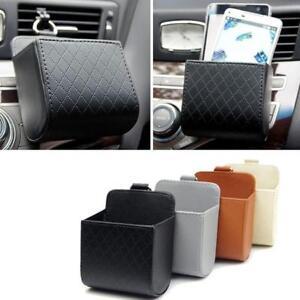 Praktische-Auto-Lagerung-Organizer-Box-Handy-aufladen-Cradle-Halter-Tasche