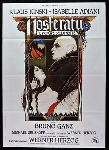Werbeplakat-Nosferatu-Die-Prinz-Der-Nacht-Dracula-Herzog-Klaus-Kinski-M285