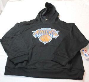 564eea87b New York Knicks NBA Youth Black Hoodie Hooded Sweatshirt Size Youth ...