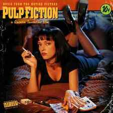 PULP FICTION SOUNDTRACK NEW VINYL LP & MP3 DOWNLOAD IN STOCK SAME DAY DISPATCH