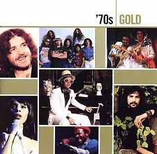 70s GOLD Various Artists 2 CDs Rock Pop Music 2006 2 Discs Boston Free 10cc Poco