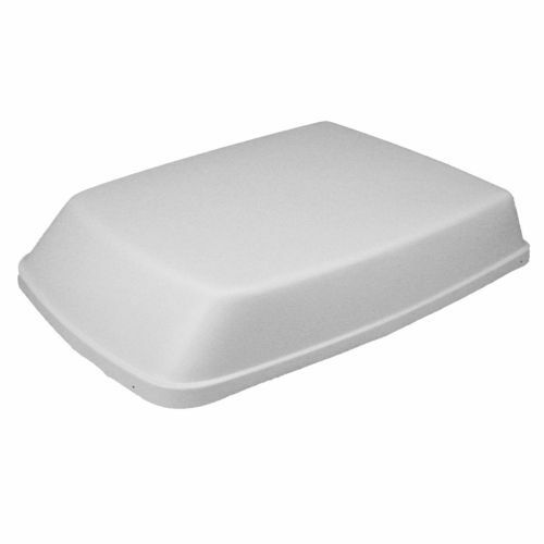 Icon Technologies 00752 Domestic Penguin Duo Therm Air Conditioner Shroud White