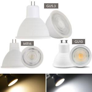Foco-LED-Regulable-GU10-chip-on-board-7-W-MR16-GU5-3-110-V-Bombillas-Luz-Lampara-Blanco-220-V