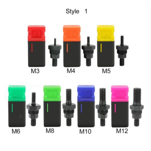 3 Pieces M8 M10 M12 Hand Rivet Rivnut Nut Setter Setting NutSert Kit Tools