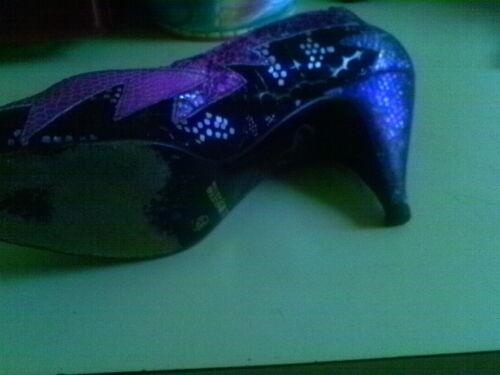 Garniture Vaquero M Argent Sauvage Fabriqué Italie El En Chaussures Rose Passion Metailic Violet 8 FRxPqSnw