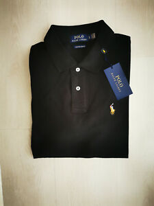 Ralph-Lauren-Polo-T-Shirts-Custom-Fit-Various-Colours