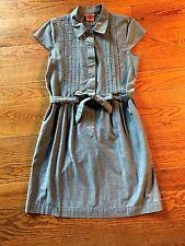 Tory Burch denim cotton dress SZ10
