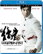 Legend of the Fist: The Return of Chen Zhen (Blu-ray)(WGU01217B)
