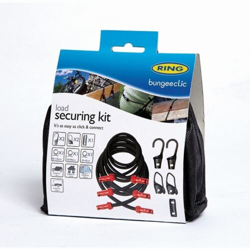 Ring Bungee Clic Load Securing Strap Starter Kit  RLS1