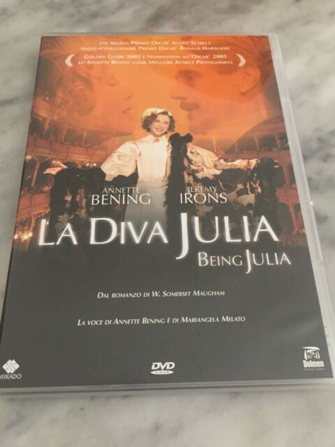 La diva Julia. Being Julia (2004) DVD Ottimo