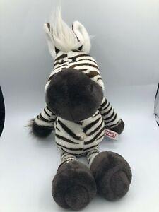NICI-Wild-Friends-Zebra-Horse-Stripes-Plush-Kids-Soft-Stuffed-Toy-Animal-Doll