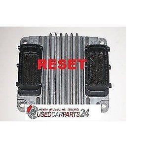 ENGINE CONTROL UNIT ECU LOG OFF TECH2 ASTRA CORSA ZAFIRA 12242020 DZJR RESET!!