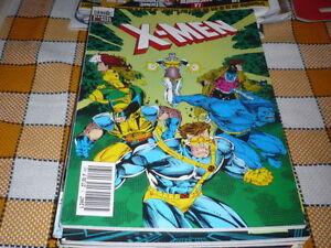 X-MEN-Comics-SEMIC-super-heros-FRENCH-numero-7-VF-Version-integrale-MARVEL