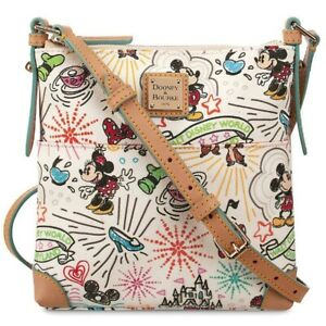 Details about Disney Parks Sketch Crossbody Bag by Dooney & Bourke