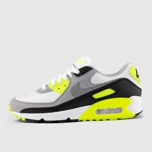 Nike Air Max 90 Recraft Volt White Neon