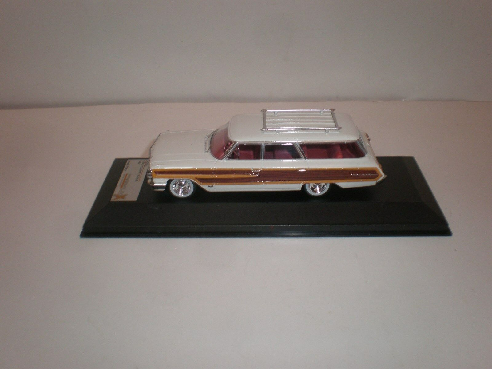 1 43 Premium X 1964 Ford Land Knappe Creme