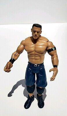 "2003 WWE Jakks Pacific John Cena 7/"" PVC Action Figure"