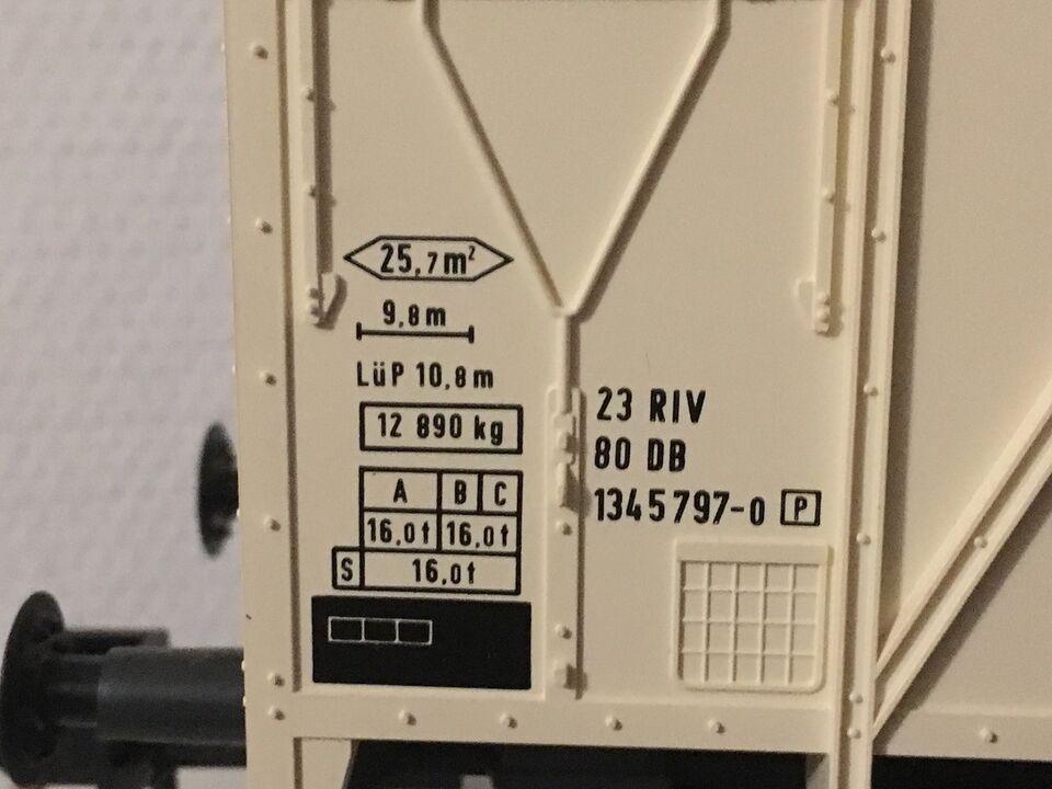 Modeltog, Märklin 5843 Cirkus Vogn - Spor 1, skala 1