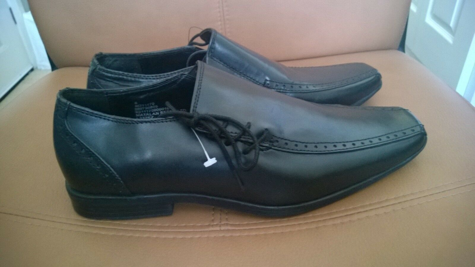 Taylor & wright Black Leather