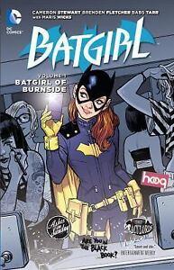 The-Batgirl-of-Burnside-by-Brenden-Fletcher-and-Cameron-Stewart-2015-Paperback-Cameron-Stewart