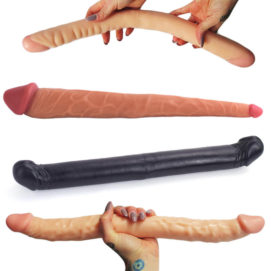 Double Ended Dildo - Double Dong - Double Enders - Adult