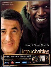 Coffret  Prestige Edition Limitée-Intouchables-Blu-Ray+Double Dvd+Cd