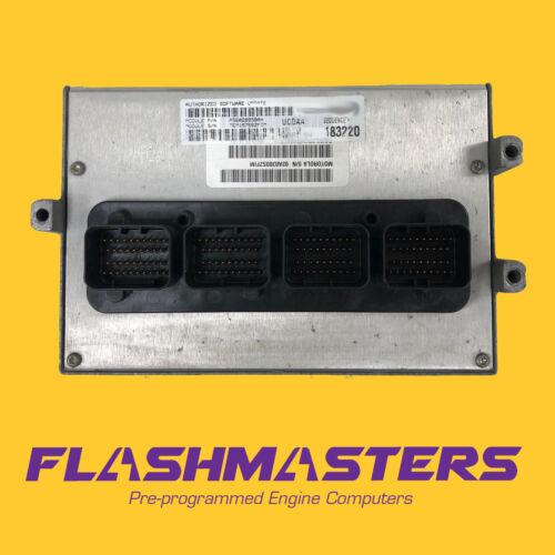 """2006 Chrysler 300 3.5L Computer ECM PCM ECU 5187065 /""""Programmed to your VIN/"""""""