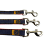 miniatura 8 - Pettorina imbracatura per cane cani regolabile guinzaglio media taglia collare