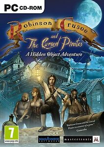 Robinson-Crusoe-And-The-Maudit-Pirates-PC-DVD-Neuf-Scelle