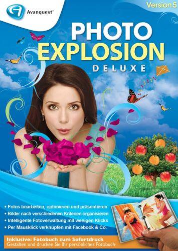 1 von 1 - Photo Explosion 5 Deluxe, Foto, NEU/OVP