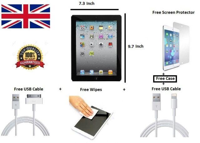 Apple iPad 64GB WiFi and 3G, in B69