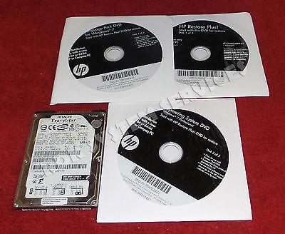 HP Compaq 6000 pro Windows 7 Pro OS Restore Recovery DVD & Drivers w/ HDD |  eBay