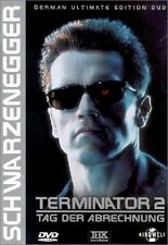 Terminator 2 ( Action Kult ) von James Cameron mit Arnold Schwarzenegger, Linda