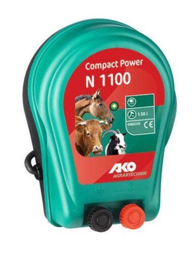 Trockenbatteriegerät Compact Power Weidezaungerät Weidegerät für Weidezaun