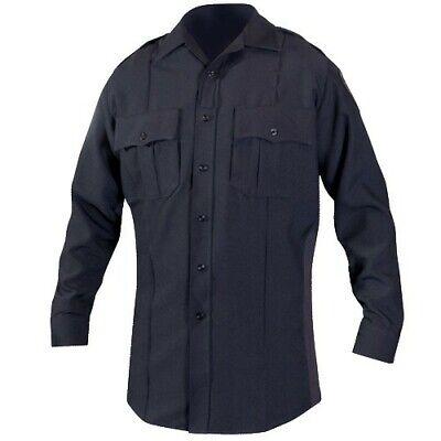 Blauer CLASSACT Long Sleeve Police Security Sheriff Uniform Shirt 16.5 X 37