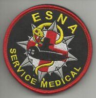Marine Nationale, Sous marins SNA Sorciers Toulon Service Médical.