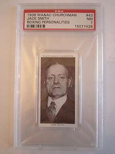 1938-JACK-SMITH-BOXING-CHURCHMAN-PSA-GRADED-7-NEAR-MINT-CARD