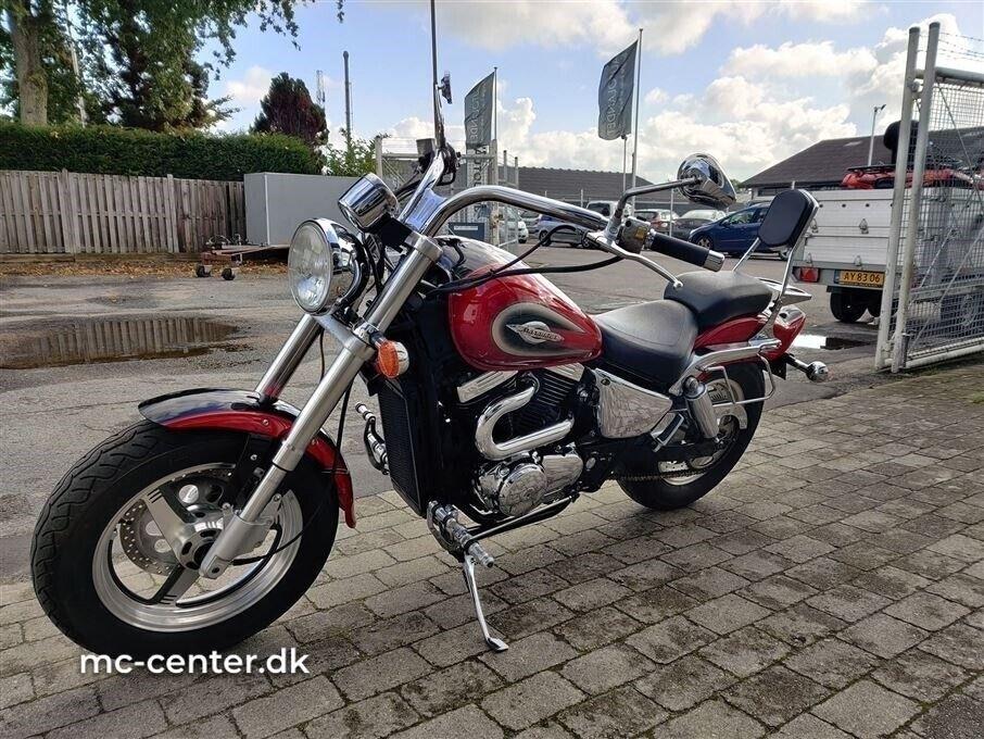 Suzuki, VZ 800 Marauder, ccm 47000