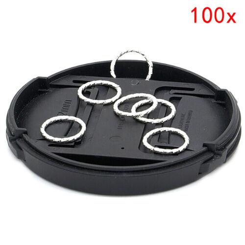 100pcs//set Hair Rings Braid Rings Hair Loop Clips Hair Accessories DIY N X