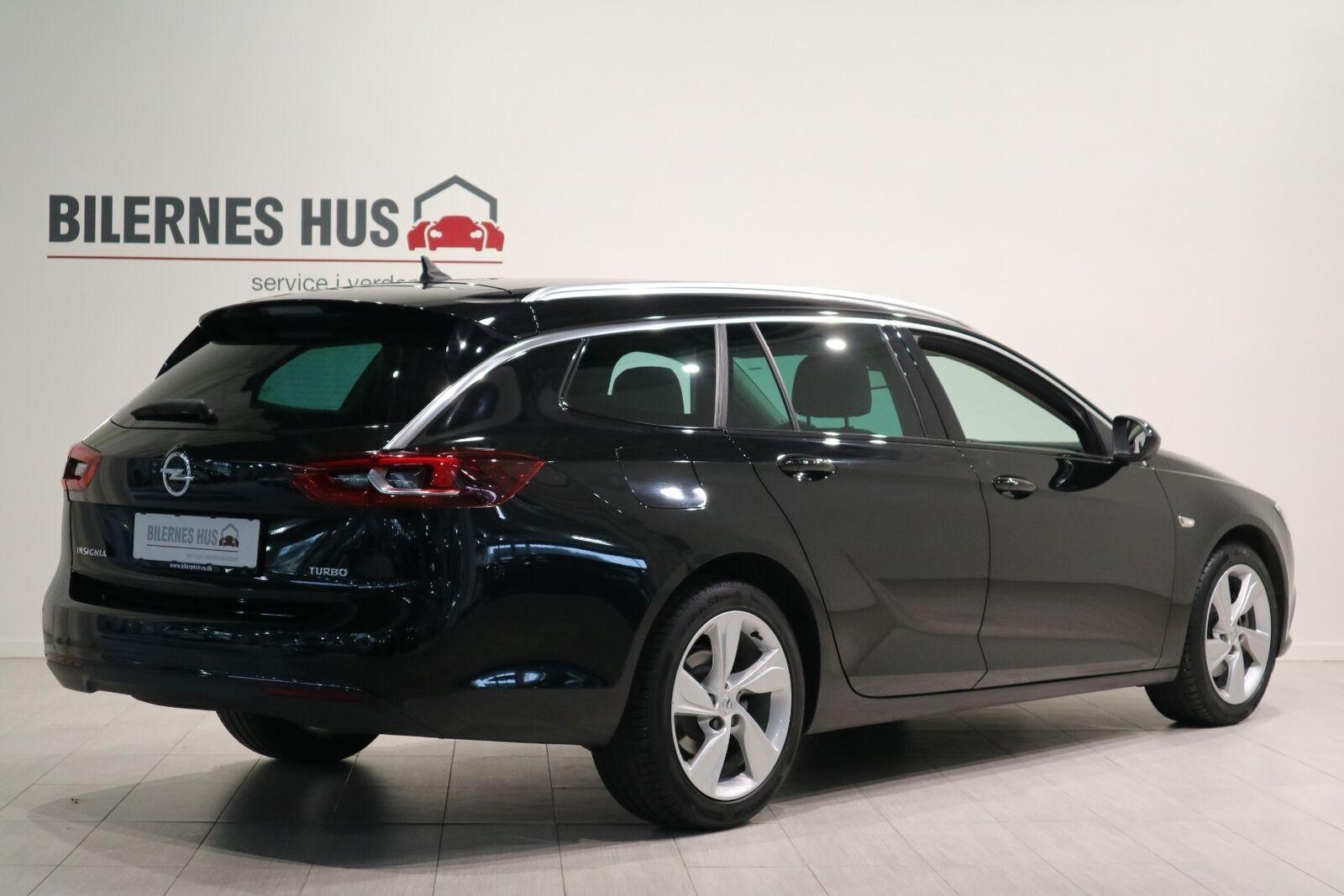 Opel Insignia 1,5 T 165 Dynamic ST aut. - billede 1