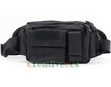 Men Waist Bag Pouch Nylon Military Tactical Travel Messenger Shoulder Fanny Pack