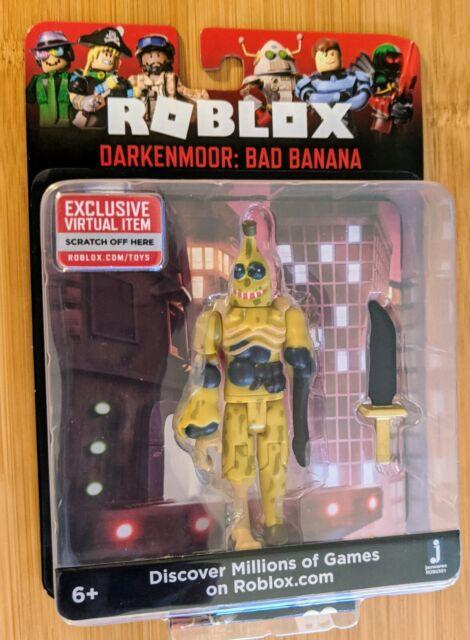 Roblox Darkenmoor Bad Banana Core Figure