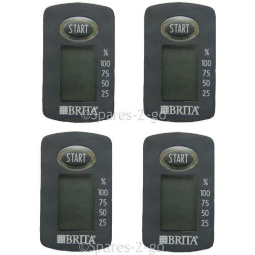 4 x Genuine Brita OPTIMAX MEMO Ricambio Indicatore Filter 504324 6030 83 613971