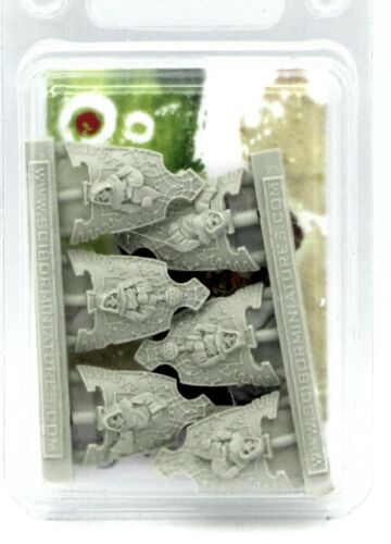 Scibor CPSH0080 Angels Shields Conversion Parts Knight Bits Death Grim Reaper