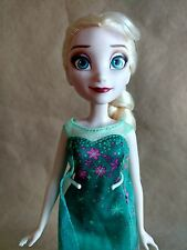 "Disney Princess - Barbie doll - ""Frozen"" movie (2013) animation character"